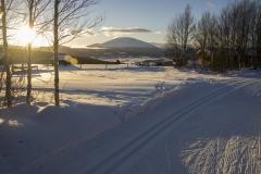 Tronfjell fra Kvannrøsta, 24.12.16