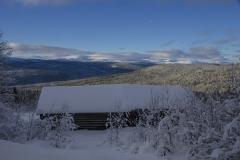Vinterlandskap Nyvangan